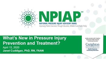 What's New in Pressure Injury Prevention and Treatment