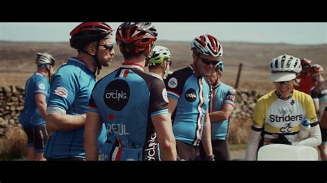 Fat Lad At The Back Up North Sportive - YouTube