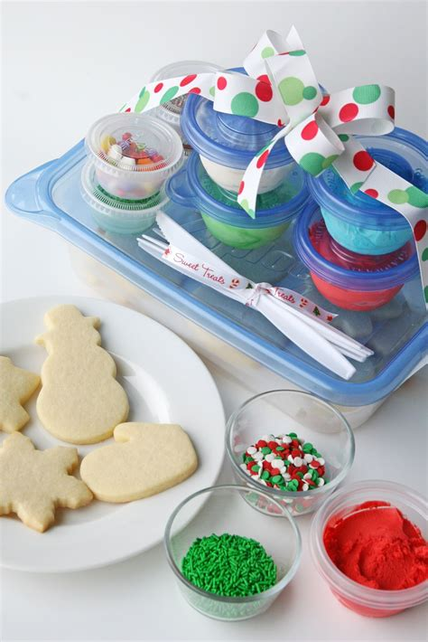 Cookie Decorating Kits for Kids {and Easy Butter Frosting