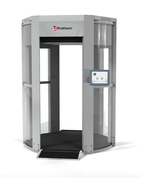 Information on Full Body Scanners at Airports - Radiation