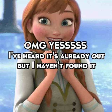 20 Anna Memes Real Frozen Fans Will Love   SayingImages