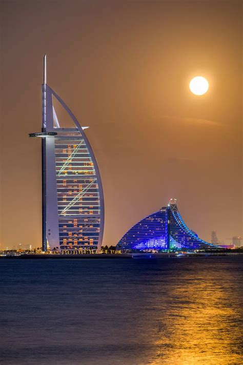 Beautiful Full Moon View Places Around The World – The WoW