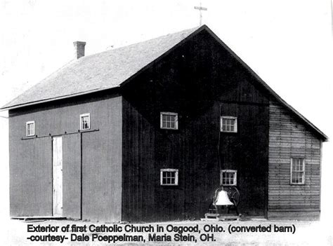Boerger Pictorial History: Osgood Churches