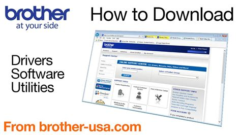 How to download software, drivers, or utilites from