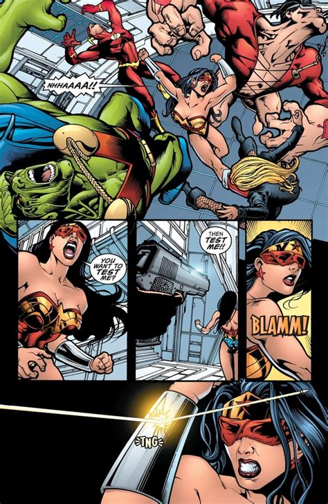 Is Wonder Woman the best hand-to-hand combatant in DC? - Quora