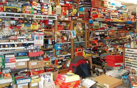 Northfields Model Shop - New and Second Hand Trains, Slot