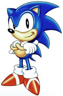 How to Draw Sonic the Hedgehog - Draw Central