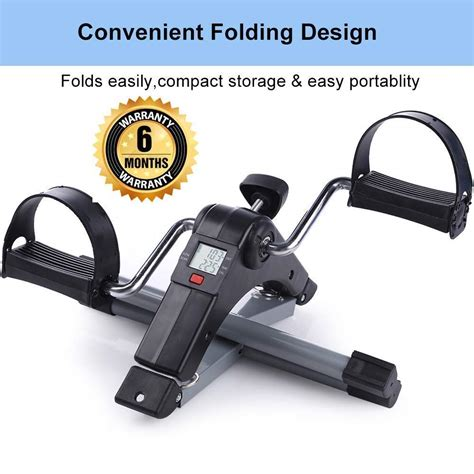 The Brand -Owme Fitness Cycle - Foot Pedal Exerciser