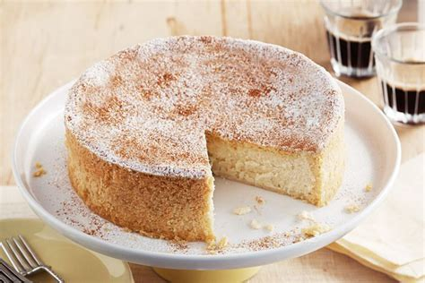 Best-ever baked ricotta cheesecake