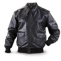 Mil - Tec® A2 - style Military Surplus Leather Jacket