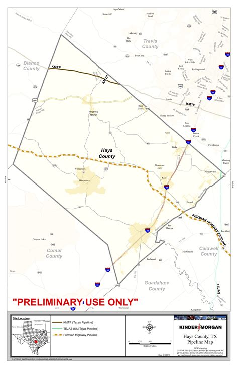 Permian Highway Pipeline   City of Kyle, Texas - Official