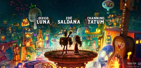 Watch The Book of Life (2014) Free On 123movies