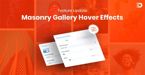 Meet the New Masonry Gallery Coverflow Effects | Divi Pixel