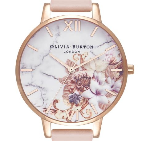 WOMEN'S WATCHES OF THE YEAR: Olivia Burton Marble & Floral