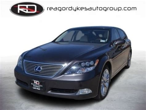 Purchase used 2008 Lexus LS600HL Launch Edition in Lubbock