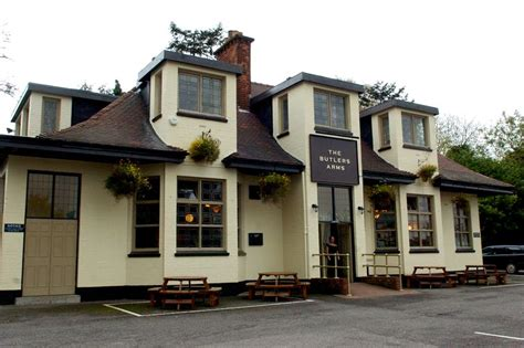 Restaurant Review: Butlers Arms in Sutton Coldfield - Paul
