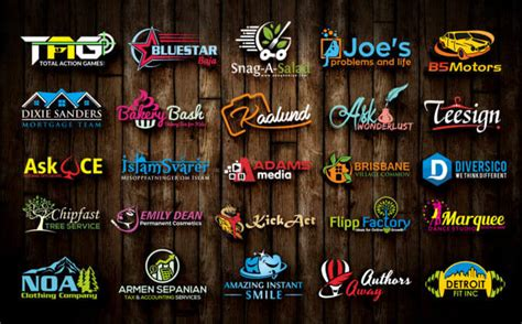 Pick best brand name,business name and domain with logo