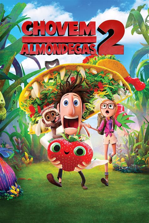 Watch Cloudy with a Chance of Meatballs 2 (2013) Full