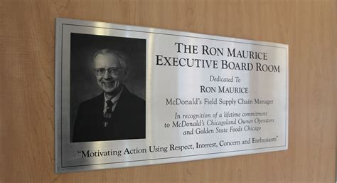 Bronze Dedication Plaques for Buildings and Landmarks